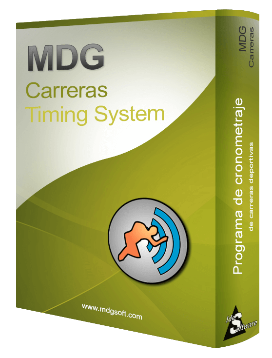 MDG-Carreras Timing System
