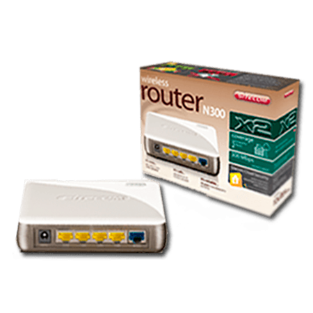 Wireless Rounter N300 x2