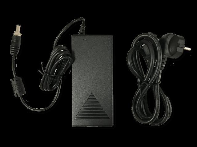 Transofrmador y cable de corriente para lector Impinj