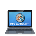 Pc con MDG-Carreras TS