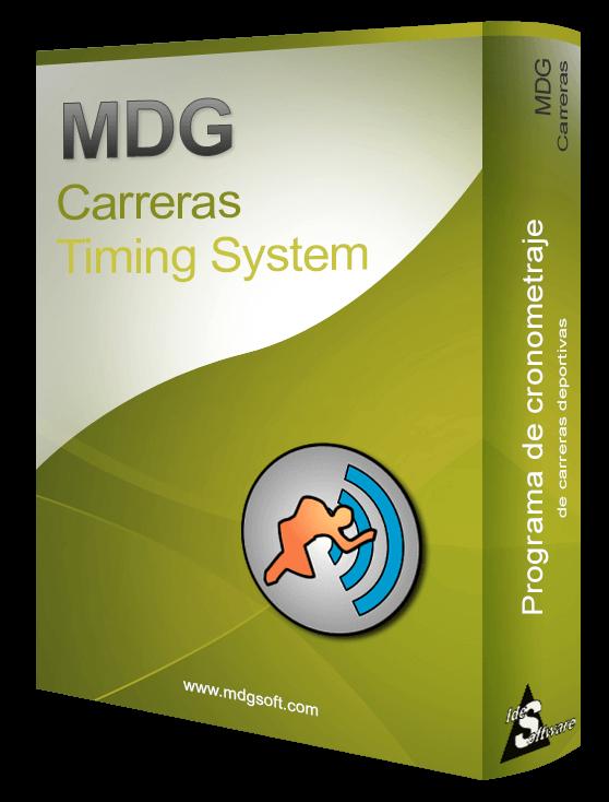 MDG-Carreras Timing System