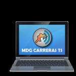 Pc con MDG-Carreras TS